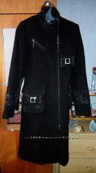 Пальто кашемировое на стройную девушку