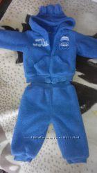 Очень тёплый костюм на мальчика Flexi.