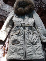 Женское зимне пальто
