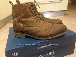 Немецкие ботинки для мужчин Bugatti 4243 разм , европейка
