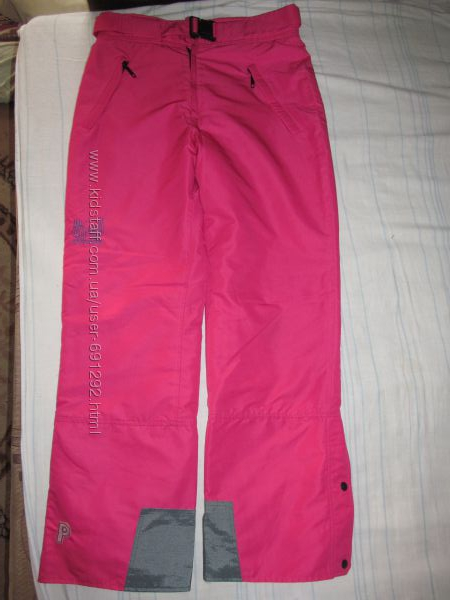 Брендовые лыжные штаны ProTech Англия оригинал  р. 32.