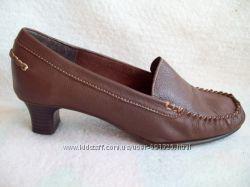 Туфли Кожа Footglove,  стелька 26 см