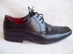 Туфли Кожа Front, бу 1 раз, размер 39