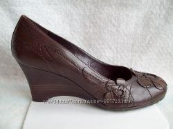 Туфли Marialya Кожа, бу 1 раз, стелька 23 см