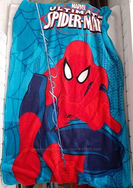 Плед махровый Spiderman 175 х 95 см.