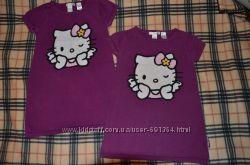 Туники-сарафаны Hello Kitty, можно двойне