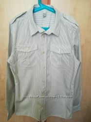 Нарядная рубашка на 11-12 лет Zara