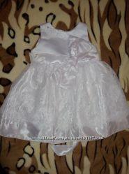 Нарядное платье на принцессу СОСТОЯНИЕ НОВОГО