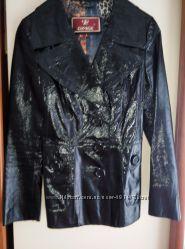 Кожаная куртка. Состояние новой