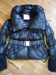 Крутая куртка пуховик  размер L