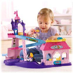 Fisher-Price Fisher-Price Little People дворец Принцесс Дисней
