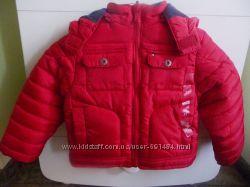 Теплая деми курточка Tommy Hilfiger. 3Т.
