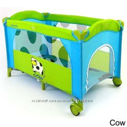 Манеж кровать milly mally mirage cow