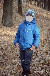 Куртка демисезонная мальчику фирменная