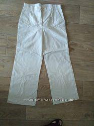 Летние брюки лён с напылением