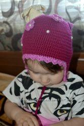 шапочка для настоящей принцесски