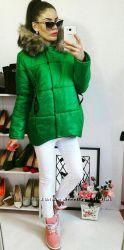 Куртка зима беж зеленый камуфляж черный красный розовый