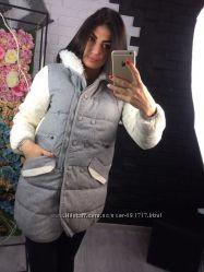 Тёплая куртка 42, 44, 46 цена