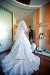 Продам шикарное свадебное платье из магазина ИННЕС