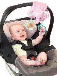 Развивающая игрушка, слонёнок-обнимашка Bright Starts