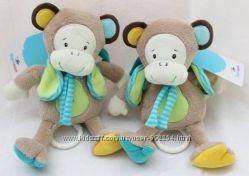 Музыкальная подвесная игрушка обезьяна, матрышка, BabyFehn-Германия