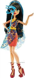 Monster High Dance The Fright Away Cleo De Nile Doll. Клео Монстр Хай