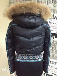 Стильная зимняя куртка размер 42