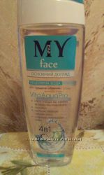 Мицеллярная вода My face VitaAquaPro