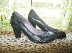 Туфли весна-осень кожа 37 размера