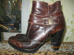 Ботинки деми женские кожа 37 размер