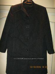 Пальто демисезонное классика 48 размер