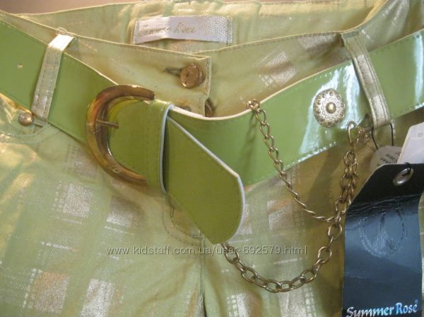 Новые стрейчевые брюки размер 36 евро