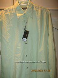 Стильная новая мужская рубашка 48-50 размераЛ