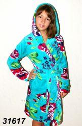 Подростковые Махровые халаты Легкие и теплые