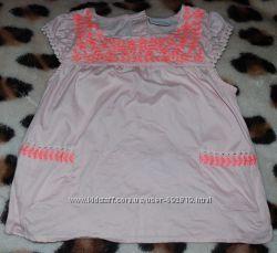 Летняя блузка для девочки