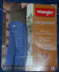 Джинсы для мужчины Wrangler новые