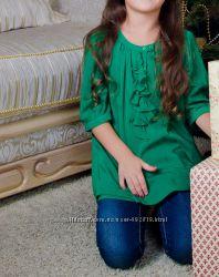 Платье-туника для девочки ZARA