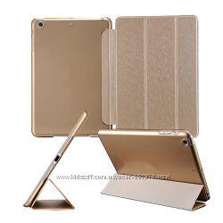 Модный тонкий чехол для Apple iPad 9. 7 полиуретан