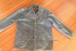 Мужская курточка джинс
