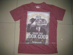 футболка мальчику 8-9л. 128-135см Boys Authentic Premium
