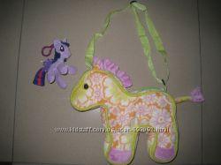 шикарная сумочка для маленькой леди Литл Пони