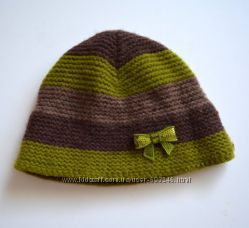 Теплая и красивая шапочка GAP