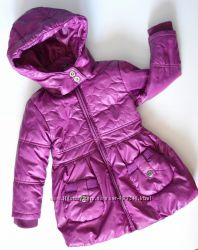 Красивая курточка-пальто Zara на девочку 2-3 лет