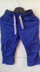 Утепленные штаны Marks&Spencer 1. 5-2 года