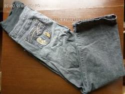 джинсы для беременной черные, р. 44