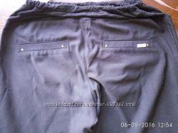 Штаны, брюки для беременных, утепленные, р. 46. Пересылка в подарок.