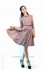 Авторское коктейльное платье
