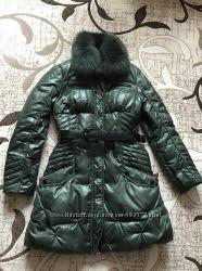 Итальянская пуховая куртка