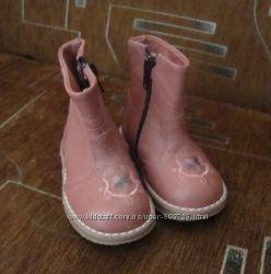 Кожаные ботиночки для девочки Melania