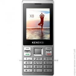 Телефон Keneksi X8 Silver бу